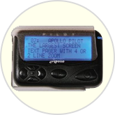apollo alpha pager